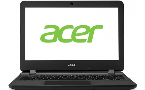 Ноутбук Acer Aspire ES 11 ES1-132 Black (NX.GGLEU.012)