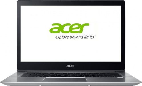 Ноутбук Acer Swift 3 SF314-52 Silver (NX.GQUEU.006)
