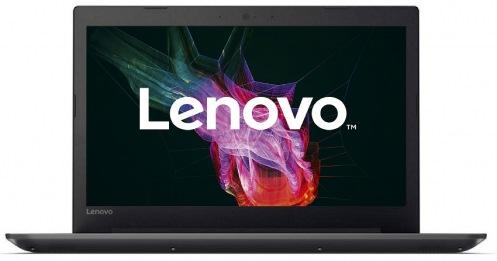 Ноутбук Lenovo IdeaPad 320-15IAP Onyx Black (80XR00PURA)