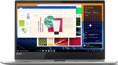 Ноутбук Lenovo Yoga 920 Glass Platinum (80Y8003YRA)