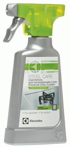 Спрей Electrolux E6SCS106 для поверхностей с нержавеющей стали
