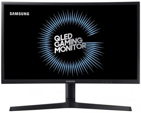 """Монитор 23.5"""" Samsung LC24FG73FQIXCI CURVED"""