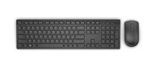 Комплект Dell KM636 RU (580-ADFN)