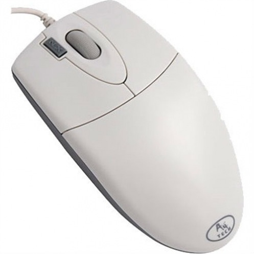 Мышь A4Tech OP-620-D USB, белая