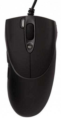 Мышь A4Tech X738K USB, игровая , черный