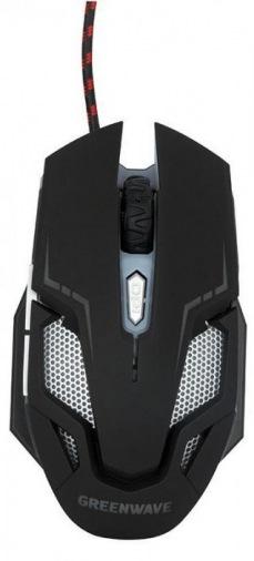 Мышь игровая GREENWAVE KM-GM-4000LU