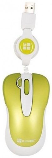 Мышь G-Cube GLT-60LI Lime-Tini