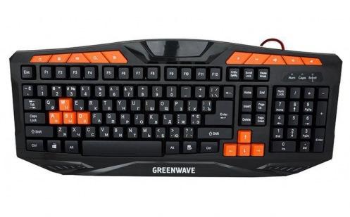 Клавиатура GREENWAVE KB-GM-113M