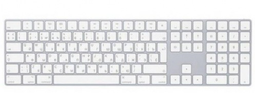 Клавиатура Apple A1843 Wireless Magic With Numpad (MQ052RS/A)