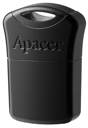 USB-накопитель Apacer 8Gb USB 2.0 (AP8GAH116B-1) Black