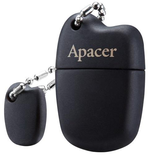 USB-накопитель Apacer 8Gb USB 2.0 (AP8GAH118B-1) Black