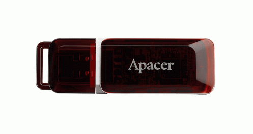 USB-накопитель Apacer 8Gb USB 2.0 (AP8GAH321R-1) Red
