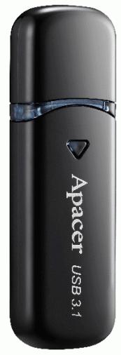 USB-накопитель Apacer 8Gb USB 3.1 (AP8GAH355B-1) Black