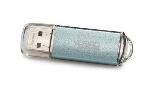 Накопитель USB 2.0 Verico 4Gb Wanderer SkyBlue
