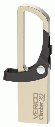 Накопитель USB 2.0 Verico 32Gb Climber Gray