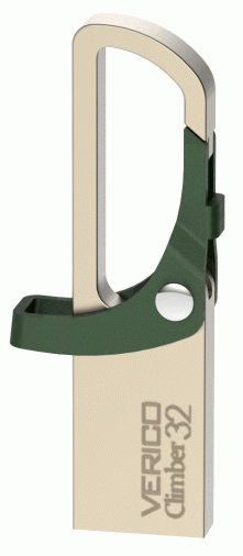Накопитель USB 2.0 Verico 32Gb Climber Green