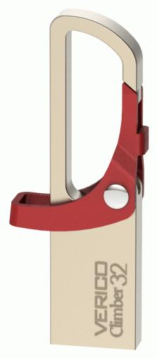 Накопитель USB 2.0 Verico 32Gb Climber Red