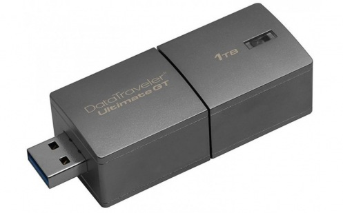 Накопитель Kingston 1TB USB 3.1 DataTraveler Ultimate GT