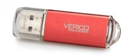 Накопитель Verico USB 8Gb Wanderer Red