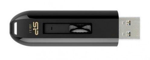 Накопитель Silicon Power 8GB USB 3.1 Blaze B21 Black