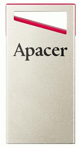 USB флеш Apacer AH112 16GB Red (AP16GAH112R-1)