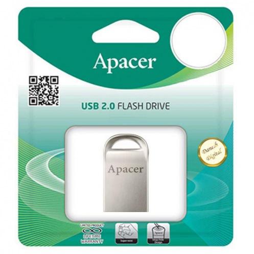 Накопитель USB 16GB Apacer AH115 Silver
