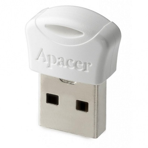 Накопитель USB 16GB Apacer AH116 White
