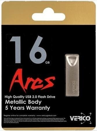 Накопитель Verico USB 16Gb Ares Champagne