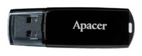 Накопитель USB Apacer AH322 32GB (AP32GAH322B-1) Black