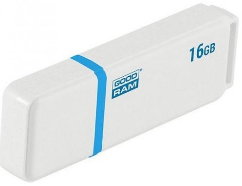 Флешдрайв GOODRAM UMO2 16 GB White