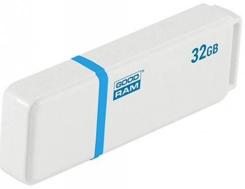 Флешдрайв GOODRAM UMO2 32 GB White