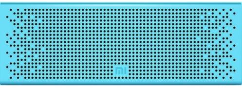 Портативная акустика Xiaomi Mi Speaker (QBH4054US), синій