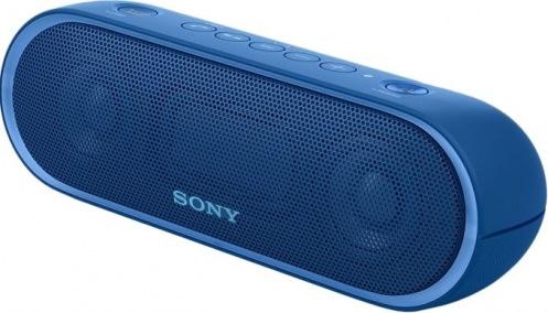 Портативная акустика Sony SRS-XB20L Blue (SRSXB20L.RU2)