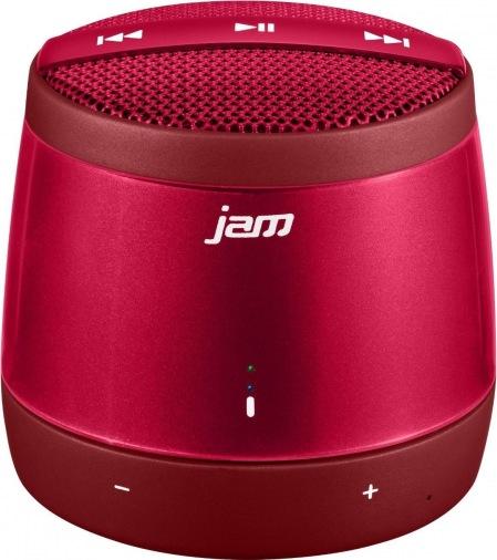 Портативная акустика JAM Touch Bluetooth Speaker Red (HX-P550RD-EU)