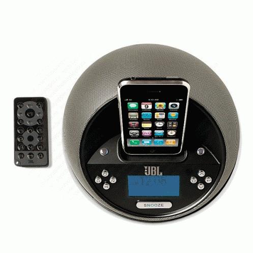 Портативная акустика JBL On Time Micro Black (OT-MICROBLKE)