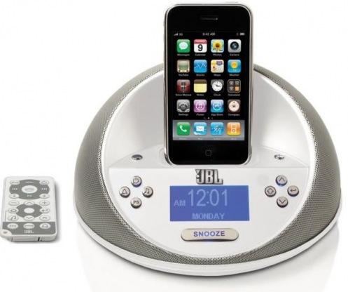 Портативная акустика JBL On Time Micro White (OT-MICROWHTE)