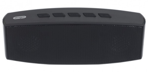 Портативная акустика ERGO BTH-110 Black