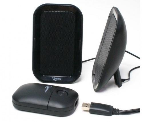 Акустическая система 2.0 Gembird SPK623 USBBlack