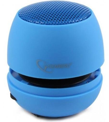 Портативная акустика Gembird SPK-103-B Blue