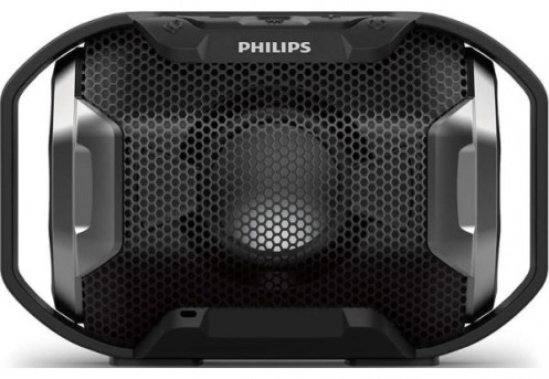 Портативная акустика Philips SB300B Black (SB300B/00)