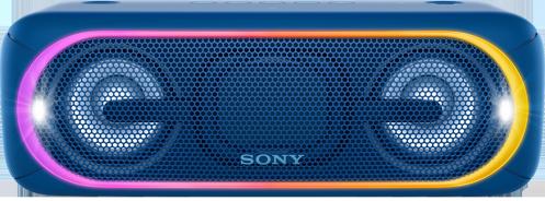 Портативная акустика Sony SRS-XB40L Blue (SRSXB40L.RU4)