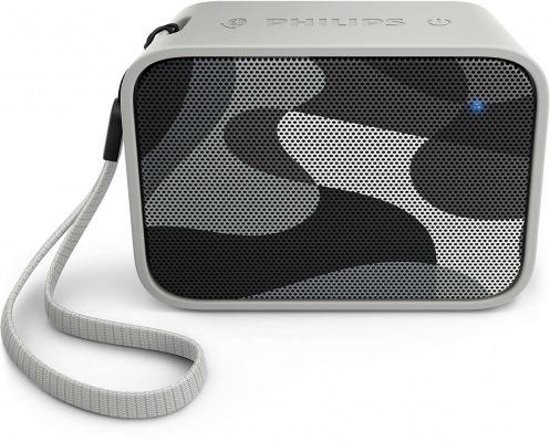 Портативная акустика Philips BT110C Grey (BT110C/00)
