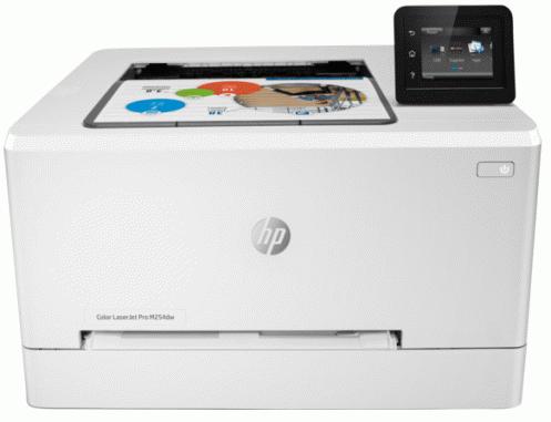 Принтер HP Color LaserJet Pro M254dw (T6B60A)