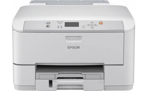 Принтер А4 Epson WorkForce Pro WF-M5190DW с Wi-Fi (C11CE38401)