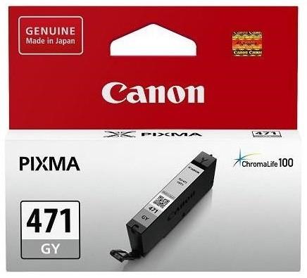 Картридж Canon CLI-471 Grey (0404C001)