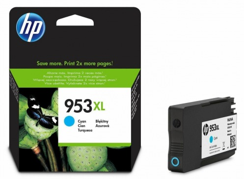 Картридж HP No.953XL Officejet Pro 8210/8710/8720/8725/8730 Magenta 16