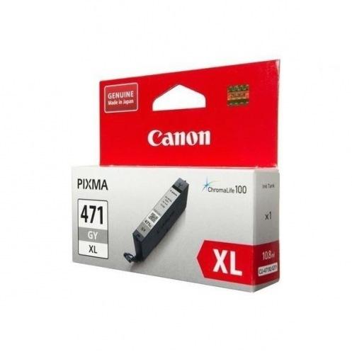 Картридж Canon CLI-471GY XL PIXMA MG7740 Grey (0350C001)