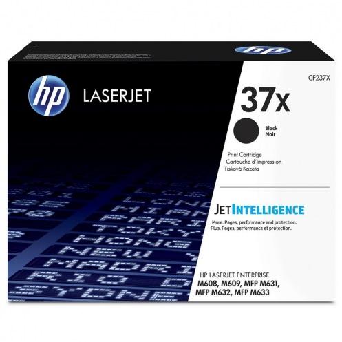 Картридж HP CF237X Black (25000 стр.)