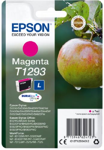 Картридж Epson St SX420W/425W Large Magenta (C13T12934012)