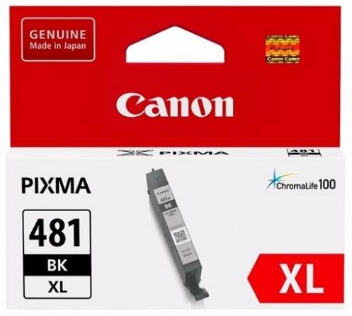 Картридж Canon CLI-481B XL Black (2047C001)